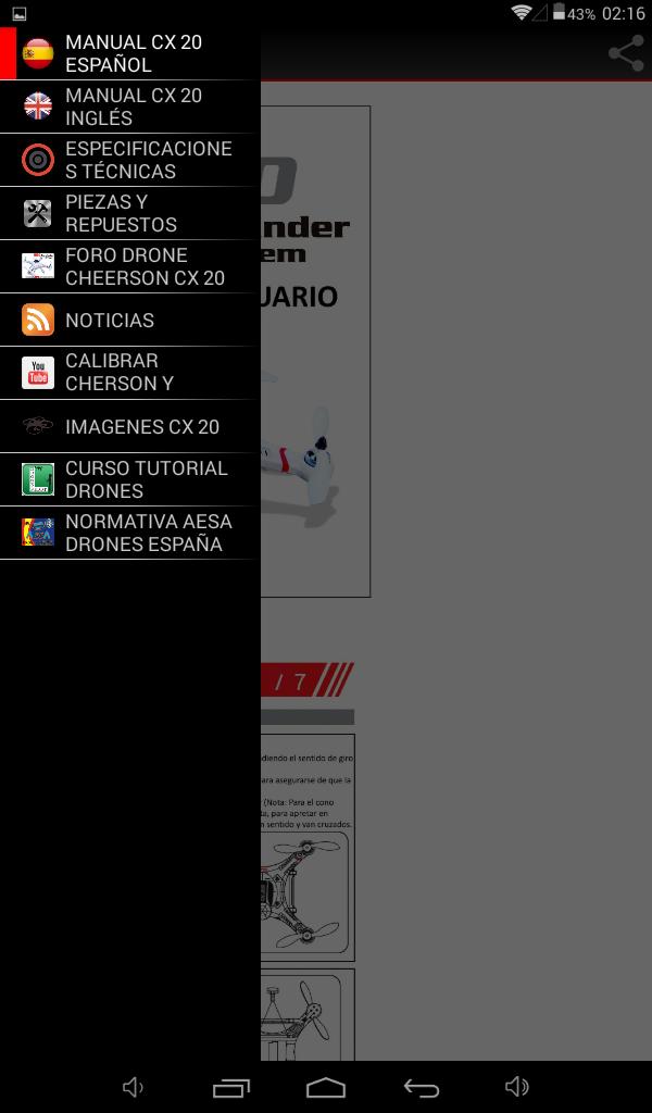 CHEERSON CX 20 MANUALES: Amazon.es: Appstore para Android