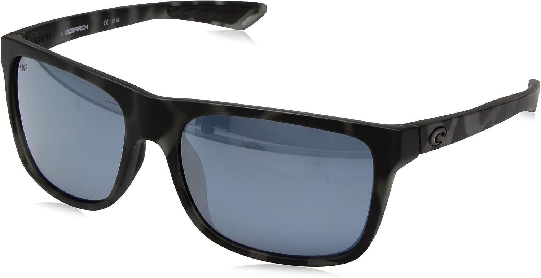 Costa Del Mar Men's Remora Round Sunglasses