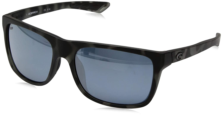 924f2e10a902 Amazon.com: Costa Del Mar REM140OSGP Remora Sunglass, Tiger Shark Ocearch  Gray SIL Mirror: Costa Del Mar: Shoes