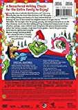Sleigh Grinch & Max Original Cartoon Story Dr. Seuss' How The Grinch Stole Christmas DVD & Dorbz Figure Scene Bundle