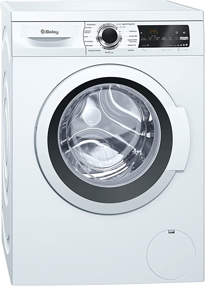 Balay 3TS986BT Independiente Carga frontal 8kg 1200RPM A+++ Blanco ...