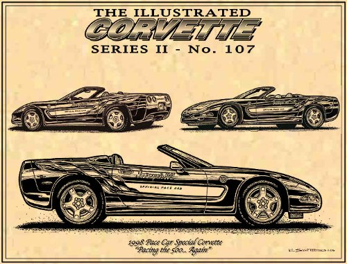 1998 Corvette Indy Pace Car - 4