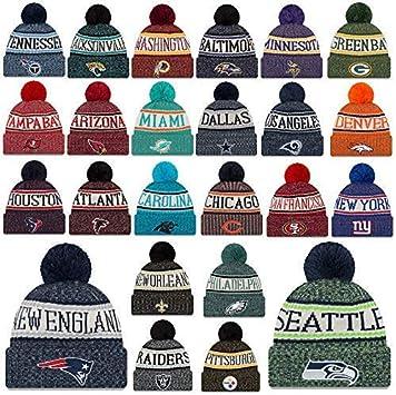 New Era Gorro Beanie Cap NFL Sideline 18/19 Gorra Seattle Seahawks ...