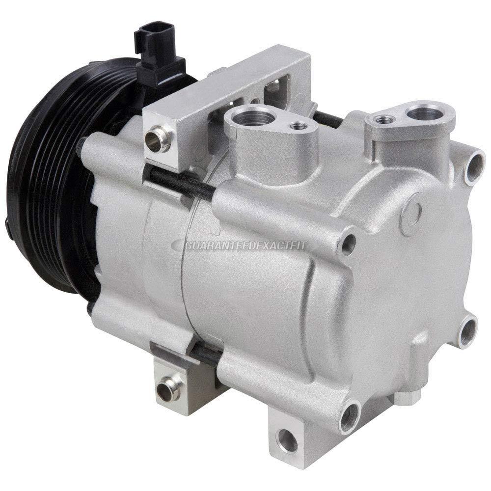 BuyAutoParts 60-02173NA NEW AC Compressor /& A//C Clutch For Ford E-150 E-250 E-350 Super Duty E-450