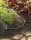 Garden Row Drip Irrigation Snip-n-Drip Soaker System