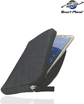 Smart-Planet® Funda SoftCase 2 x l Acolchada Universal para ...
