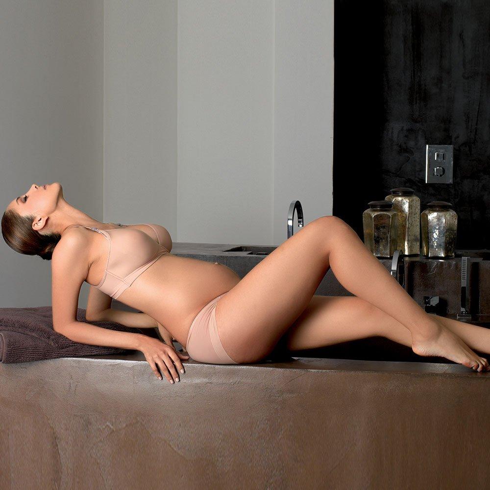 3D Light Cache Coeur Damen Umstands Unterhose