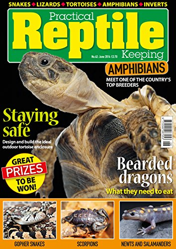 Practical Reptile Keeping June 14 Kindle Edition