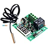 KitsGuru KG079 50~100 DC12V W1209 Digital Thermostat Thermometer Temperature Control on or off Switch