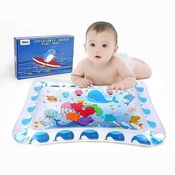 Amazon.com: LBLA - Alfombrilla hinchable para bebés y bebés ...