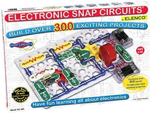 Snap Circuits SC-300 Electronics Discovery Kit - Special Build Part
