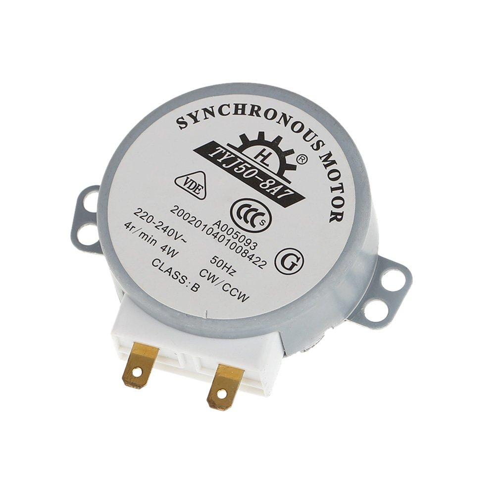 Mesa PlighTM giratorio Motor síncrono para horno microondas ...