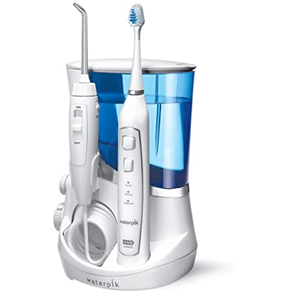 Waterpik - Irrigador dental Waterpik con cepillo de dientes ultrasónico 9a37fac970b1