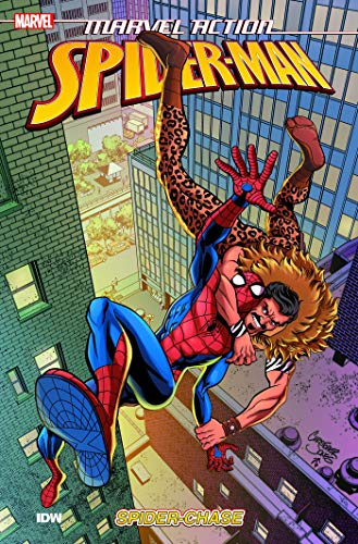 Marvel Action: Spider-Man: Spider-Chase (Book Two)