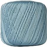 Crochet Thread - Size 10 - Color 19 - LT BLUE - 2 Sizes - 27 Colors Available