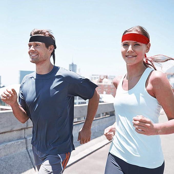 Cinta deportiva para mujeres hombres - Cinta sin colgante Cinta ...