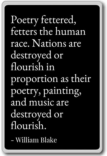Amazoncom Poetry Fettered Fetters The Human Race Nati