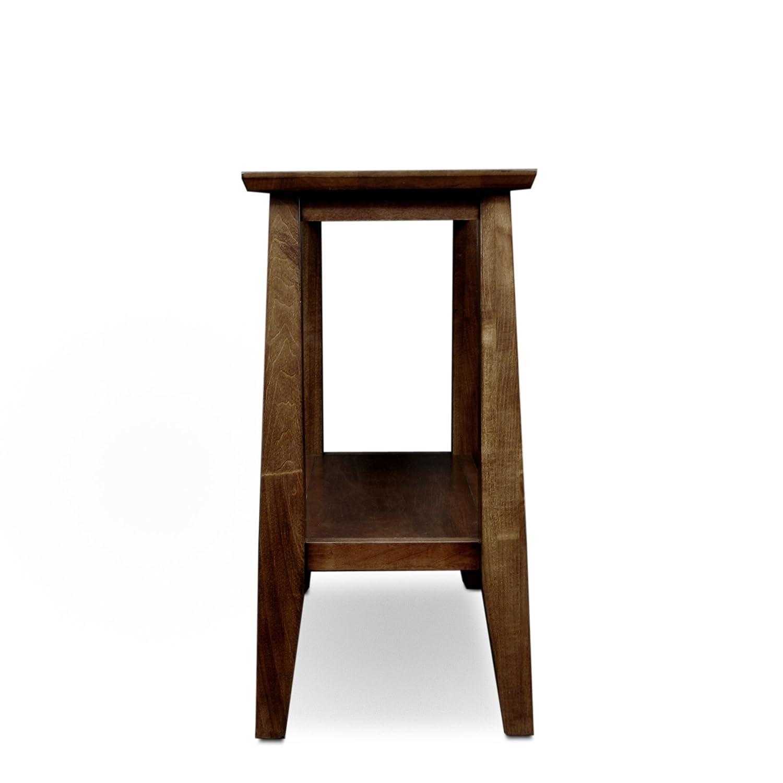 Amazon Leick Delton Narrow Chairside End Table Kitchen & Dining