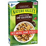 Nature Valley Oat Clusters Cereal Chocolate, 22.2 Ounce (Pack of 8)