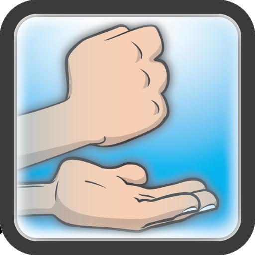 Rock Paper Scissors Online (Hugo Rocks)