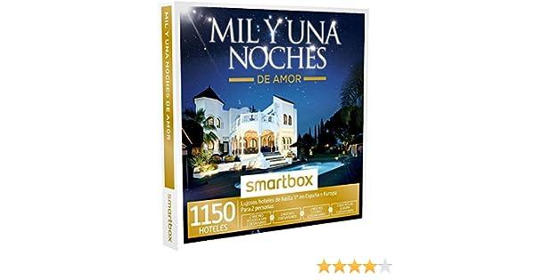 SMARTBOX - Caja Regalo -MIL Y UNA NOCHES DE AMOR - 1150 hoteles de ...