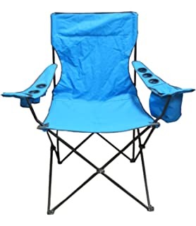 VM Internatioanl M 03613 Vm International Giant Folding Chair, Blue