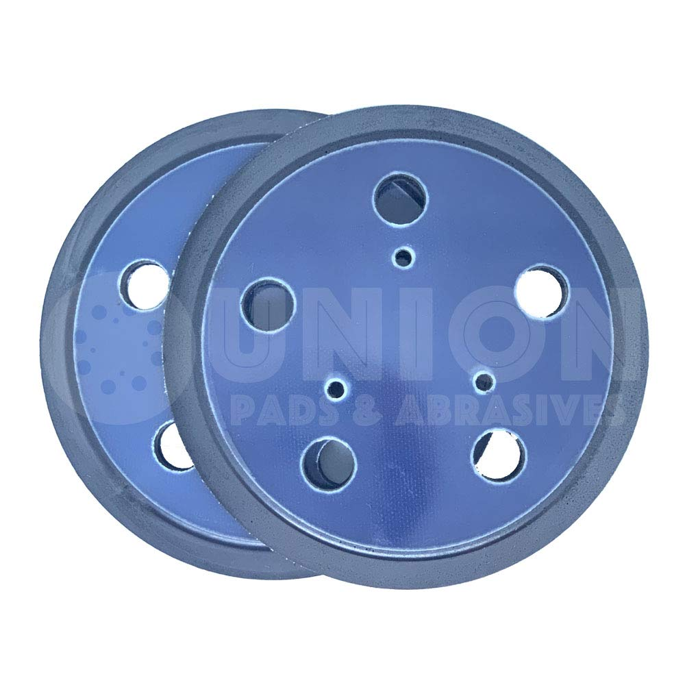5 Inch Sander Pad 5 Hole - Hook and Loop Replaces Porter Cable OE # 13904/13909 (1), RSP29 Standard Replacement Pad for Porter Cable 333 and 333VS Random Orbit Sanders (2)