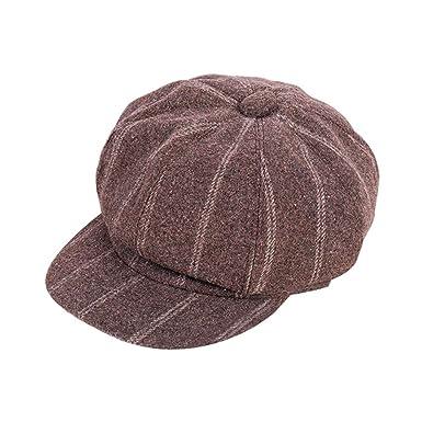 Wicemoon - Boina Sombreros Visera Gorra Mujer Sombrero Mujer ...