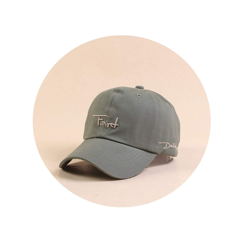 Minusone New Casual Baseball Caps Hip Hop Hat Streetwear Embroidery Cotton Dad Hats 2019 Summer Cap