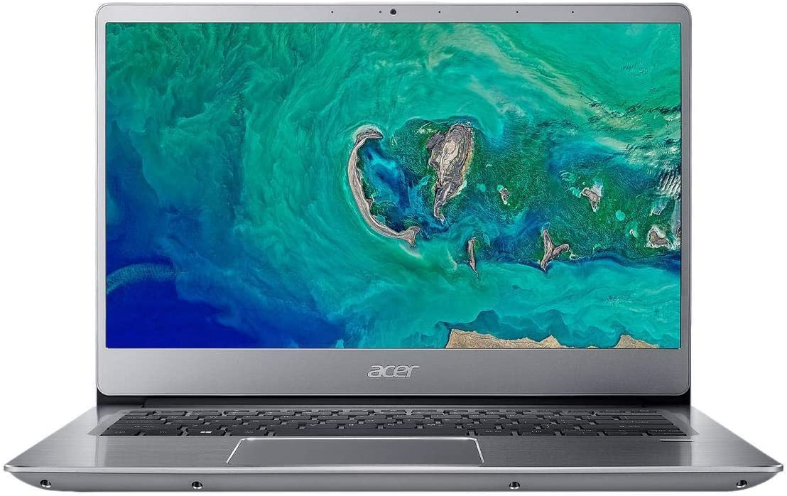 "Acer Laptop Swift 3 SF314-54-53BQ Intel Core i5 8th Gen 8250U (1.60 GHz) 8 GB Memory 256 GB SSD Intel UHD Graphics 620 14.0"" Windows 10 Home 64-Bit"