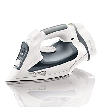 Rowenta DW2090 Effective Comfort 1500-Watt Cord Reel Steam Iron