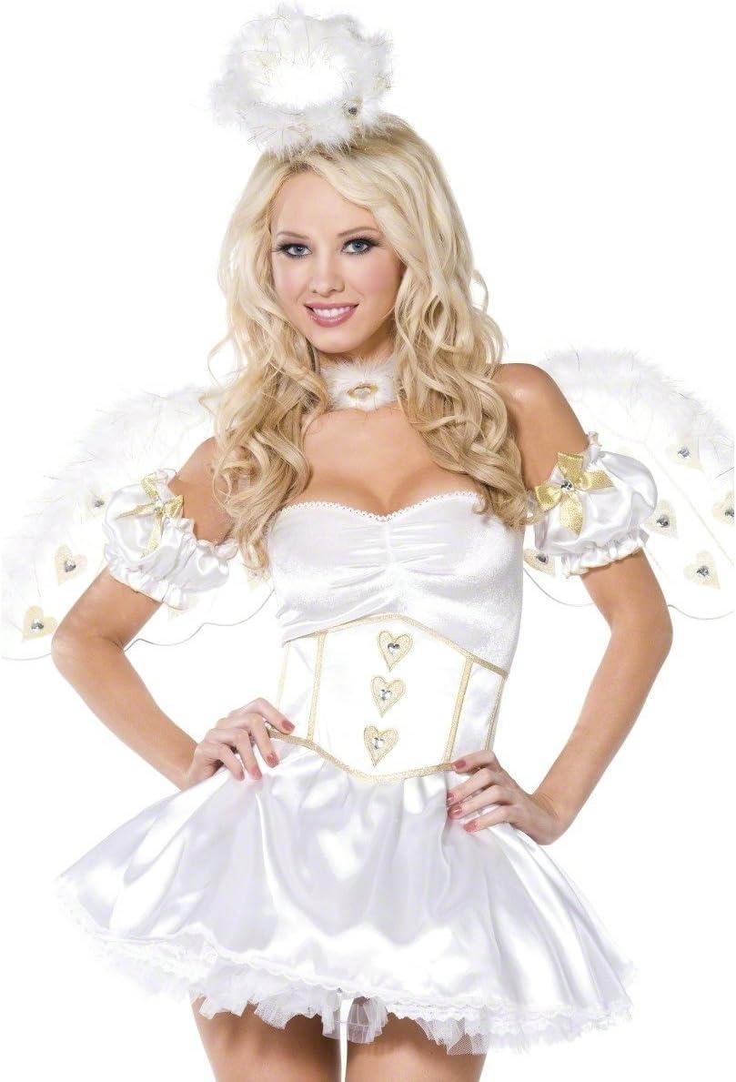 disfraz de ángel sexy para mujer