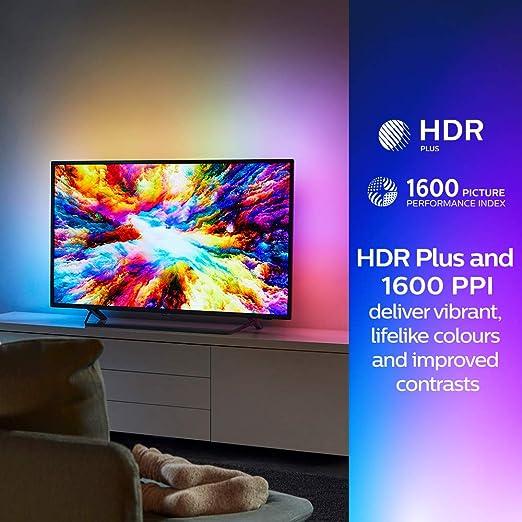 7300 series Televisor 4K ultraplano con tecnología Android TV ...