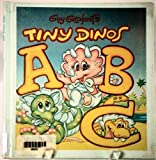 Tiny Dinos ABC, Guy Gilchrist, 1557820120