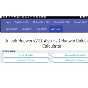 Huawei Free Unlock Calculator: Amazon com au: Appstore for Android