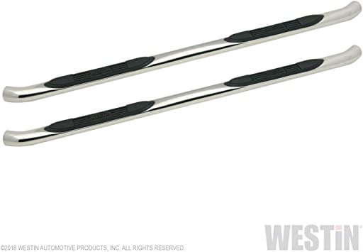 Westin 23-2770 E Series Step Bars Stainless Steel