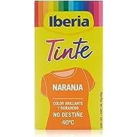 Iberia Naranja Tinte Textil - 70 gr