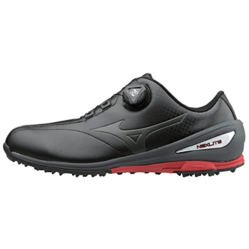 the latest 82952 baf62 Mizuno, Scarpe da Golf Uomo, Nero (Nero), 42 EU
