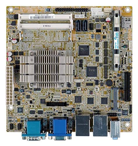 System Ghz 1.7 (Single Board Computers Fanless System with Intel Celeron 3765U 1.7GHz, TDP 15W, 4 x GbE LAN Port, 1 x HDMI, 1 x VGA, 2 x RS-232/422/485, 1 x 2.5& 39;& 39)