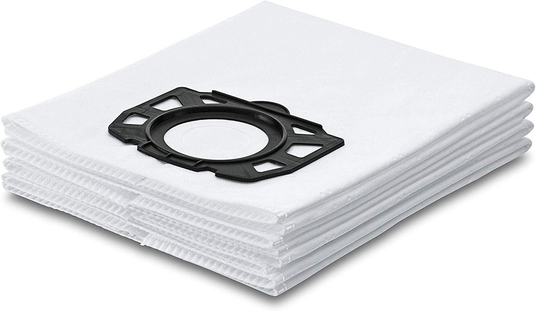 K/ärcher 2.863-006.0 Vlies-Filtertueten Set verpackt 4 St/ück K/ärcher Mehrzwecksauger WD 6 P Premium