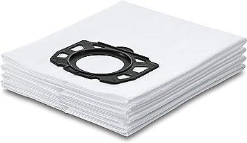 Kärcher Bolsas de filtro de fieltro WD4-WD5-WD6 (4u) (2.863-006.0): Amazon.es: Bricolaje y herramientas