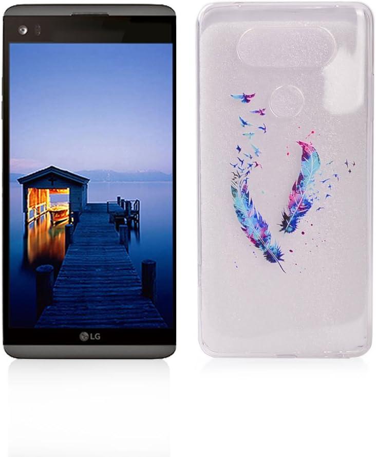 Funda LG V20 Carcasa Protectora OuDu Funda para LG V20 Caso ...