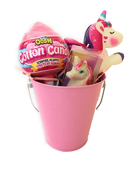 Colors Vary Oosh Cotton Candy Stretchy Foam Pop Mystery Pack