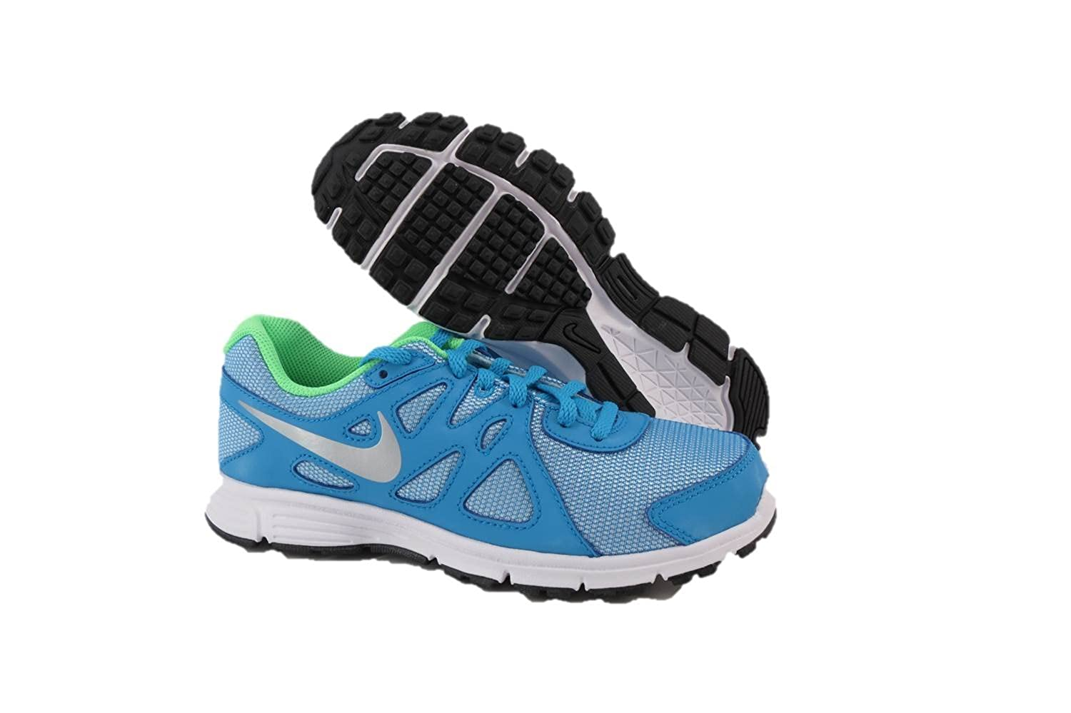 big sale d7a90 34504 Amazon.com  Girls Nike Revolution 2 (GS) Running Shoe, 6.5Y-Size  Running