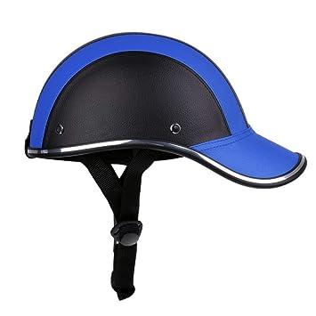 KANGLE Casco Ecuestre Ajustable Gorra De Béisbol Estilo Casco De Equitación Protección UV Sombrero Duro Adecuado