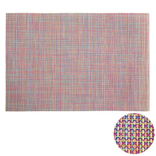 Deconovo Double faced Crossweave Waterproof Multi Colored product image