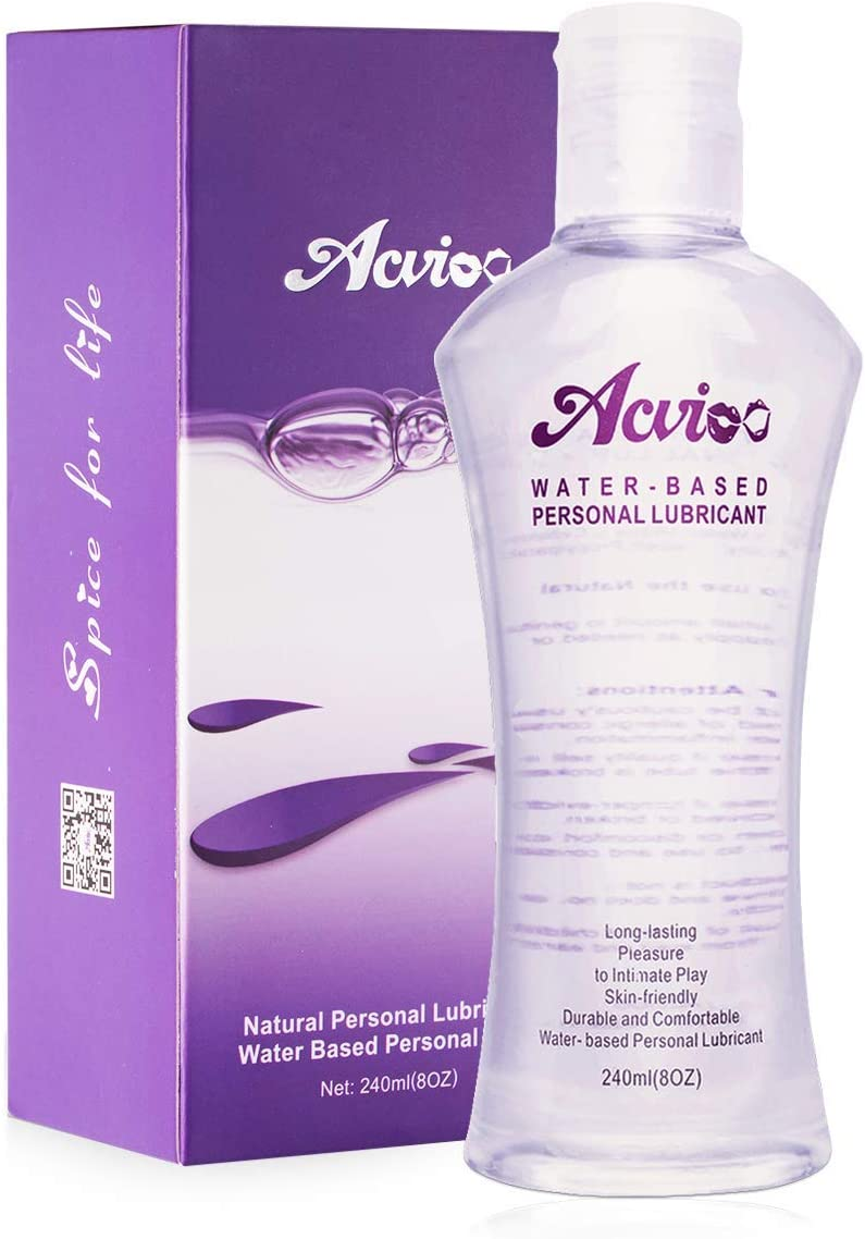 Acvioo Water Based Personal Lubricant
