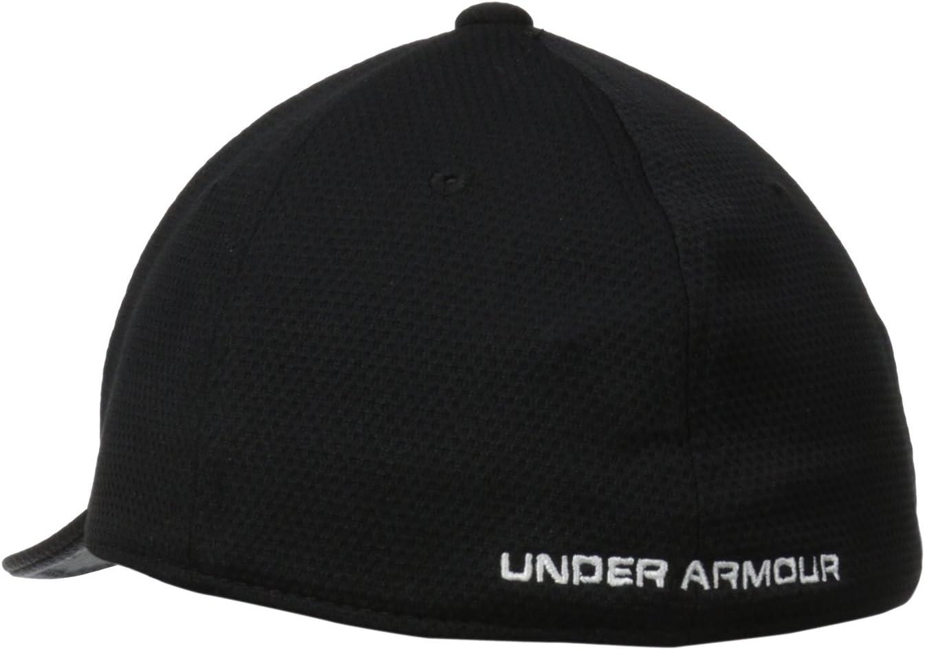 Under Armour Boys Blitzing 2.0 Stretch Fit Cap