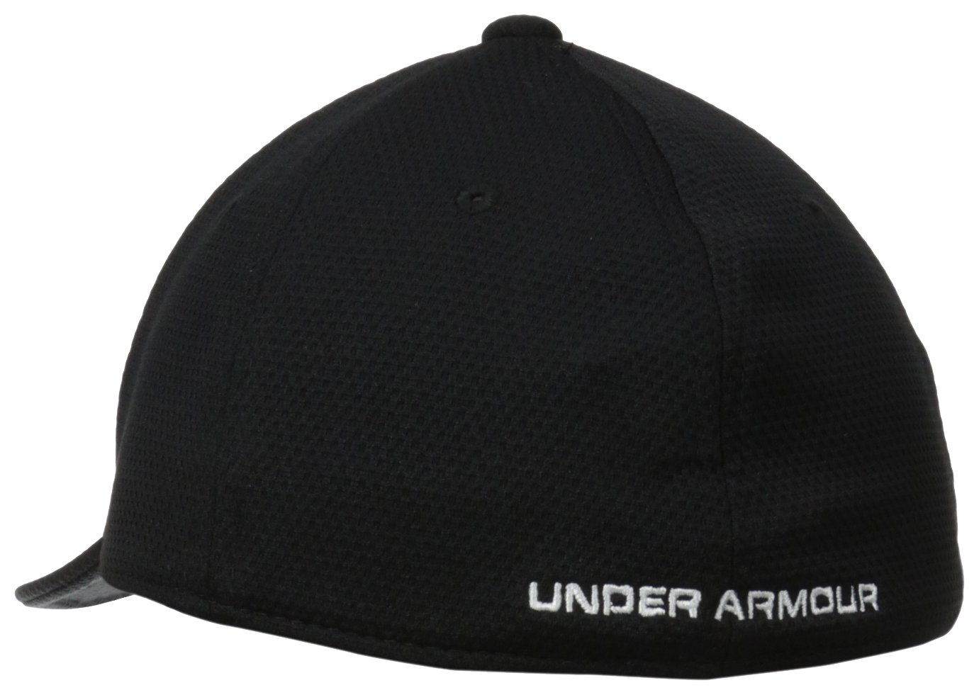 e4cc570b0d5 Amazon.com  Under Armour Boys  Blitzing II Stretch Fit Cap  Sports    Outdoors