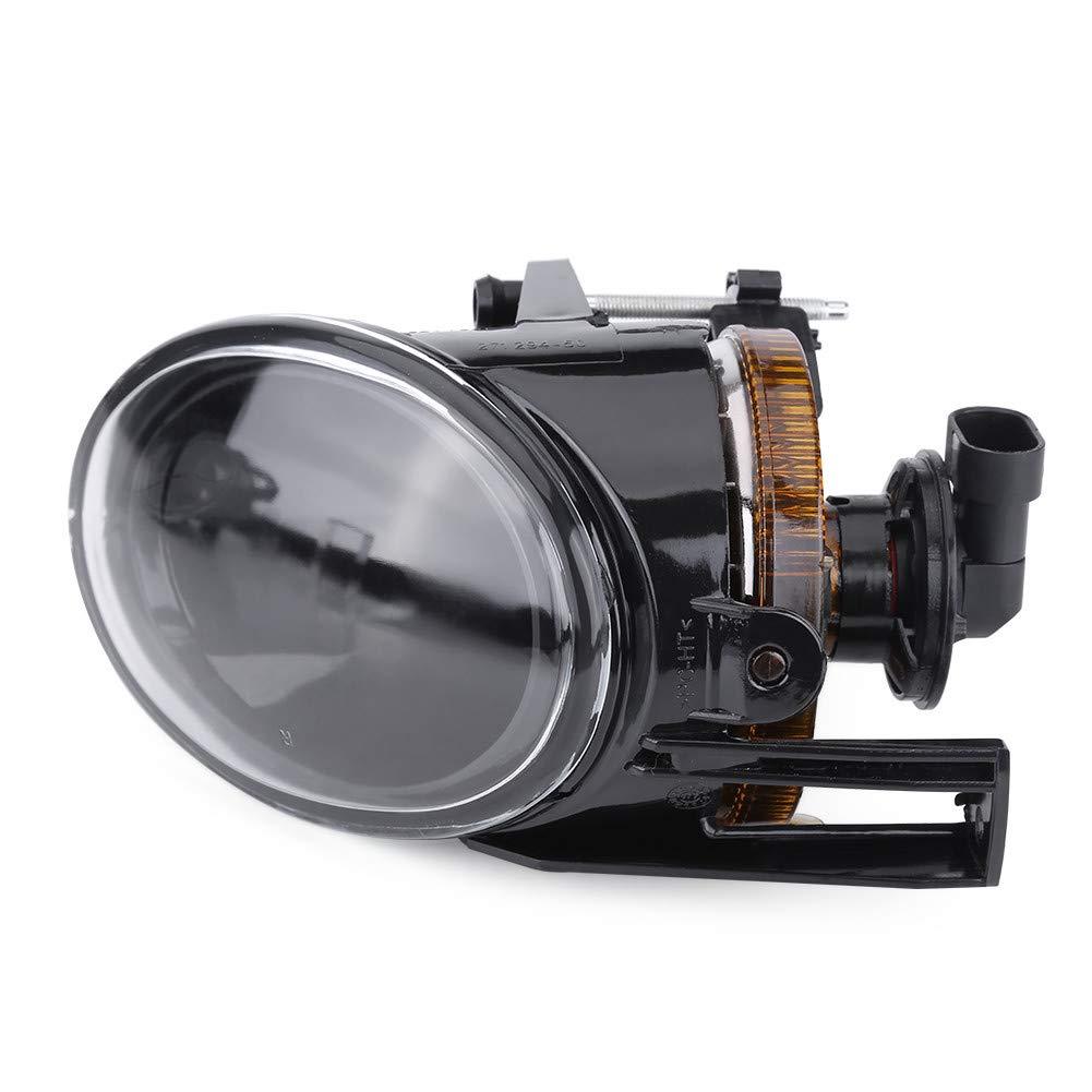 Zerone Front Bumper Fog Lights Driving Lamp for Passat B6 3C 3C0 941 700